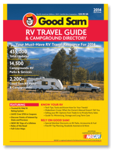Good Sam's 2014 RV Travel Guide